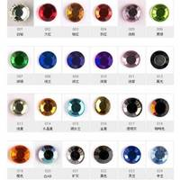 Colored DMC Rhinestone/ Crystal/ Strass/ Diamante for Clothing, Mobile, Nail Art