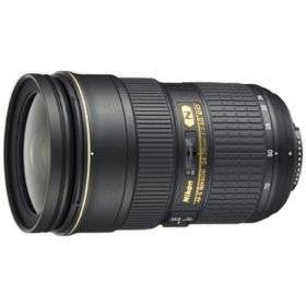 Sell Nikon 24-70mm f/2.8G ED AF-S Nikkor Wide Angle Zoom Lens