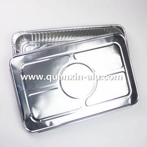 Wholesale Foil Containers: Aluminum Foil Food Grade Storage Containers with Lids