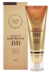 Wholesale premium bb cream: Elishacoy Premium Gold Mineral BB (50ml)