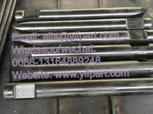 Wholesale kent hydraulic breaker: MTB Hydraulic Breaker Chisel Parts MT25,MT35,MT36,MT45,MT65,MT85,MT95,MT120,MT150,MT170