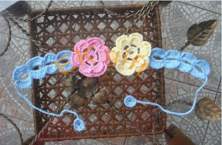 CROCHET HAIR BAND VIDEO - Only New Crochet Patterns