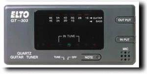 how to use chromatic tuner imt 900