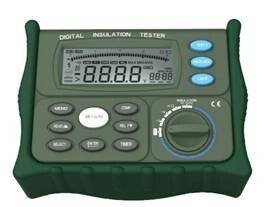 Wholesale insulation tester: Digital Insulation Resistance Tester Multimete