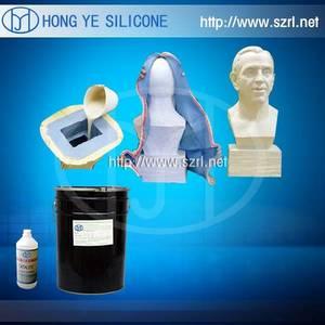 Wholesale liquid silicone rubber: Rtv Liquid Moulding Silicone Rubber( for Concrete, PU Resin , Gypsum Casting)