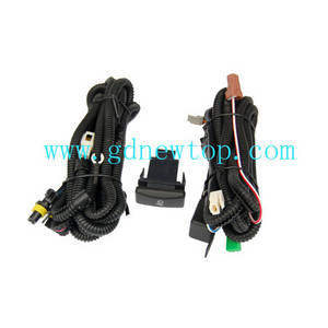 Wholesale Wiring Harness: Auto Wire Harness Pins Used for 02-04 Honda CRV
