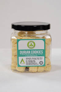 Wholesale durian: Mason Original Durian Cookies (100g)