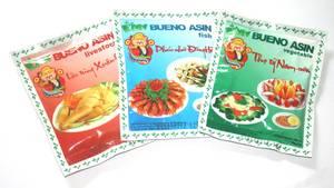 Wholesale seafood pan: Bueno Asin Vegetable Fish Livestock