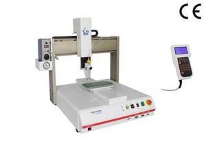 Wholesale clip dispenser: High Precision Auto Desktop Fluid Dispensing Equipment for LED/PCB (Y&D7300N)