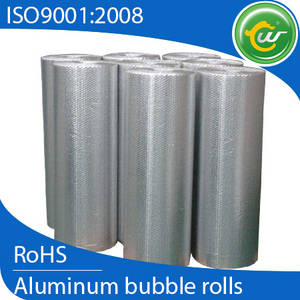 Wholesale reflective material: Heat Reflective Woven Fabric Materials, Heat Insulation Foam Roll