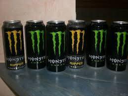 Wholesale monster: Monster Energy Drink 250ML