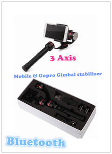 Wholesale iphones charger: Gopro Smartphone 3 Axis Handheld Gimbal