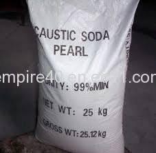 Wholesale steel industry: Caustic Soda