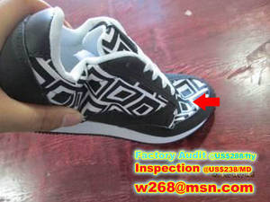 Wholesale footwear: Footwear/Shoes Quality Preshipment Inspection, Factory Inspection