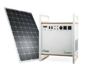 Wholesale Solar Energy Systems: 500W Long-lasting Solar Home System Off-grid Solar Generator