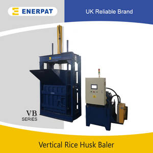 Wholesale Balers: Vertical Rice Husk Baling Machine