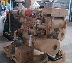 Wholesale marine diesel engine: Cummins NTA855-M350 Diesel Engine for Marine