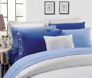 Wholesale bed sheet set: Chakras Energetic Bedding Set Embroidery 6PCS Sheet Set