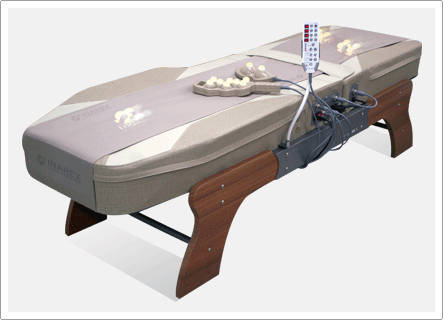 BackFlex 3D Thermal Massage Bed by INAREX