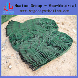 Wholesale stretcher sheet: HDPE Geocell with CE Certificate,Manufacturer Directly.