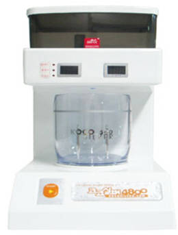 colloidal silver water machine