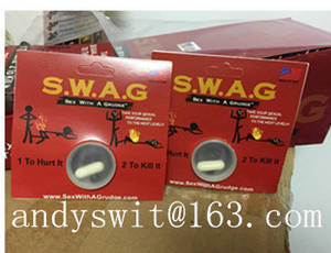 Wholesale w: S. W. A. G1*24 Cupsules Sex Pills Sex Products Male Enhancement Herbal Male Drugs