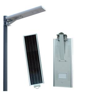 Wholesale solar light: 15W/20W/25W/30W/40W/60W/80W All-in-one Design Solar Street Light