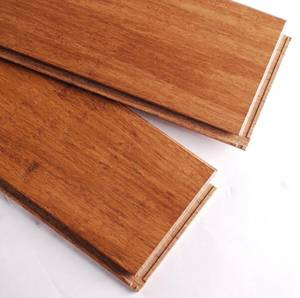Wholesale bamboo flooring: Strand Woven Bamboo Flooring Board