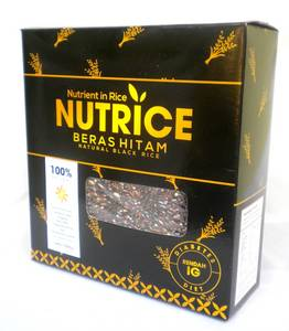 Wholesale black rice: 100% Organic Black RIce