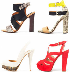 Wholesale Shoes Stock: Zara Shoes Stocks