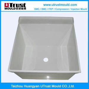 Wholesale bathroom telephone: Press Mold Good Price FRP/SMC Bathroom Bathtub  Mould