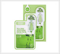 Sell 	Tea Tree Soothing Mask Pack