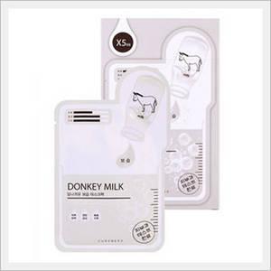 Wholesale moisturizing: Cureness Donkey Moisturizing Mask Pack