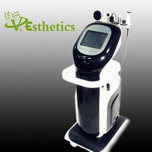 Wholesale rf skin lifting equipment: VT-703 Korea Vacuum-assisted Monopolar RF Slimming and Skin Care System