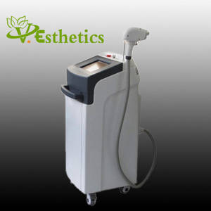 Wholesale Other Hair Removal Product: SHR808 808nm Diode Laser for Hair Removal