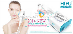 Wholesale Beauty Equipment: HIFU 2014 High-intensity Focused Ultrasound for Anti-wrinkles