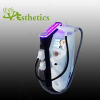 VT-ELR02 Elight&Q-switched ND: YAG Laser&Bipolar RF