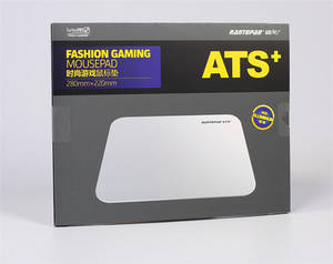 Wholesale Mouse Pads: Metal Aluminium Alloy Mouse Pad Metal Mouse Mat Free Shipping Speed Version
