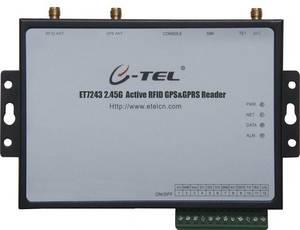 Wholesale electric shuttle bus: ET7243 2.45Ghz Active RFID GPRS&GPS Reader