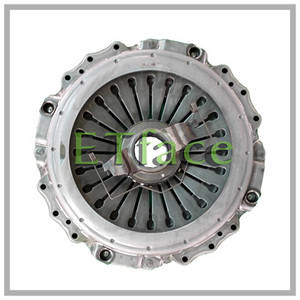 Wholesale Clutches & Parts: Clutch Cover Assembly Pressure Plate Cover & Plate Assy 3483034033