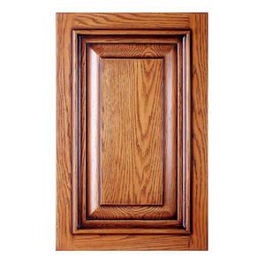 Wholesale Cabinet Doors: Classic Design Solid Mahogany Wood Kitchen Cabinet Door