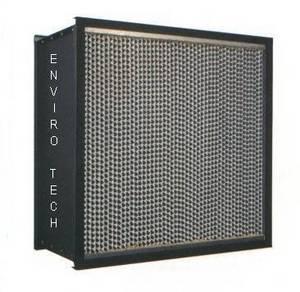 Wholesale remove radioactivity system: Hepa Filter