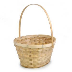 Wholesale gifts: Christmas Bamboo Gift Basket