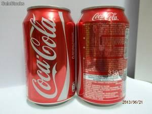 Wholesale drink: COCA-COLA 330ml Soft Drink