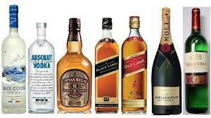 Wholesale whisky: Whisky, Moet and Vodka Available