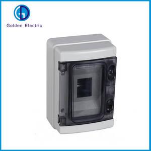 Wholesale transport freight solutions: HA 4 Ways 8 Ways Distribution Box Electrical Distribution Box Waterproof Match Box