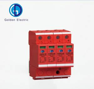 Wholesale power spd: 220V-40KA Surge Protective Device/Surge Protector/AC SPD with Remote Signal