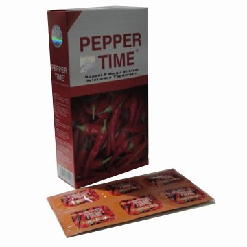 Weight Loss Pepper Time Capsule ,Diet Medicine - Wealth Trading Co ...