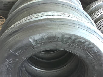 second hand bus: Sell Retreaded Recapped Remoulded Reconstructed Truck Bus Tyre 1100R20