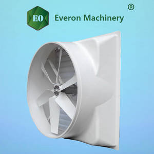 Wholesale rotation lighting poles: FRP Fiber Glass Exhaust Fan for Poultry Greenhouse Workshop